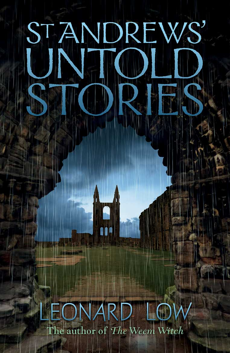 st andrews' untold stories cover